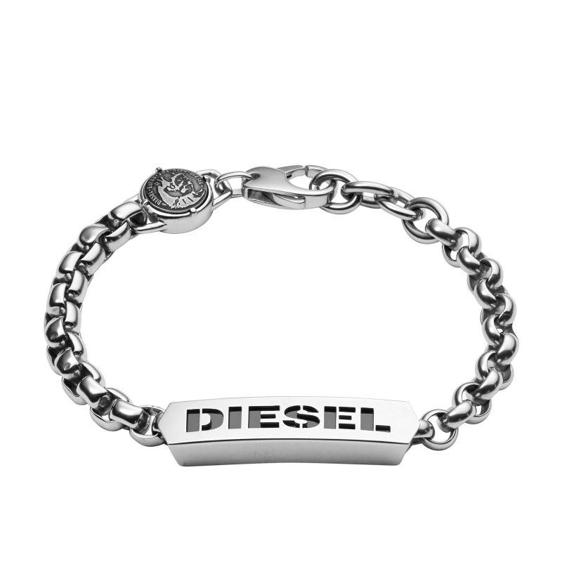 Bijoux Homme Diesel Militaria DX0993040