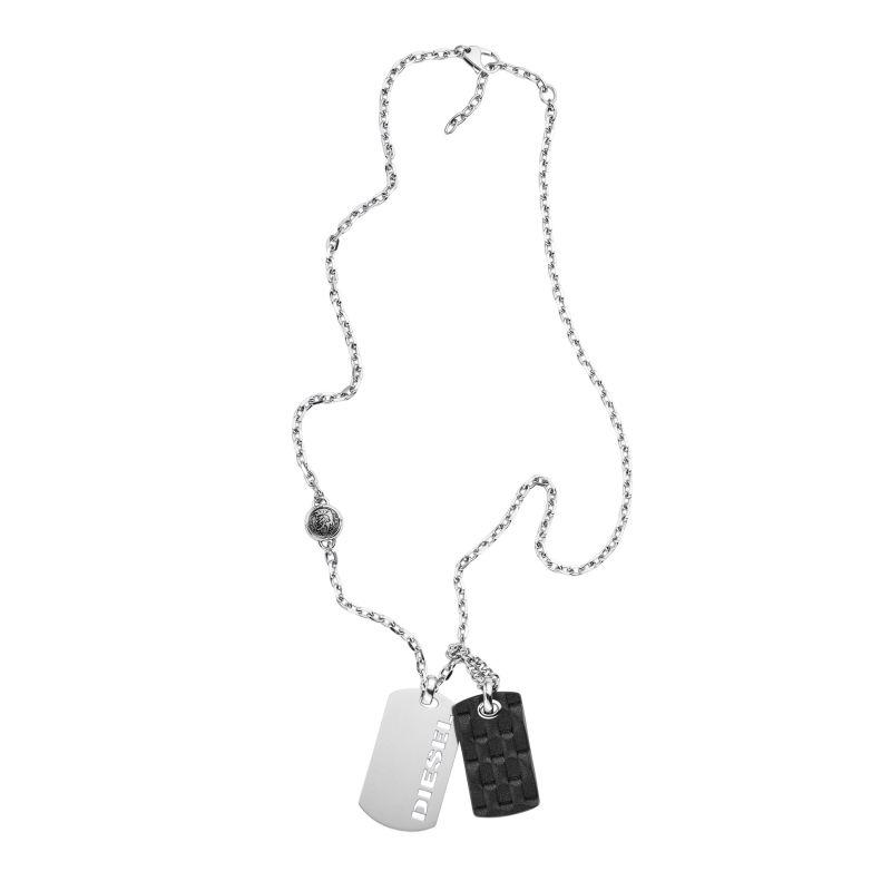Bijoux Homme Diesel Collier DX1014040