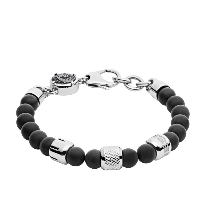 Mens Diesel Stainless Steel Bracelet DX1023040