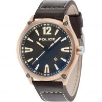 Mens Police Denton Watch 15244JBR/02