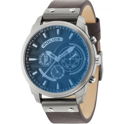 Montre Homme Police Leicester 15217JSU/02