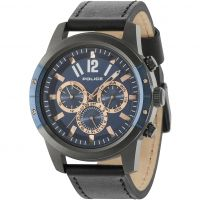 Mens Police Scrambler Watch 14528JSUBL/03