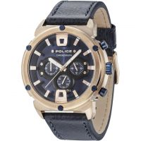 Mens Police Chronograph Watch 15047JSR/03