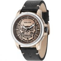 Mens Police Reaper Watch 14385JSTR/62