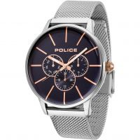 Mens Police Watch 14999JS/03MM