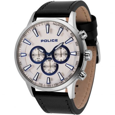 Mens Police Momentum Chronograph Watch 15000JS/04