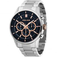 Mens Police Chronograph Watch 15001JS/03M