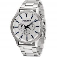 Mens Police Chronograph Watch 15002JS/04M