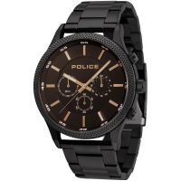 Mens Police Chronograph Watch 15002JSB/02M