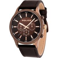 Mens Police Chronograph Watch 15002JSBN/12