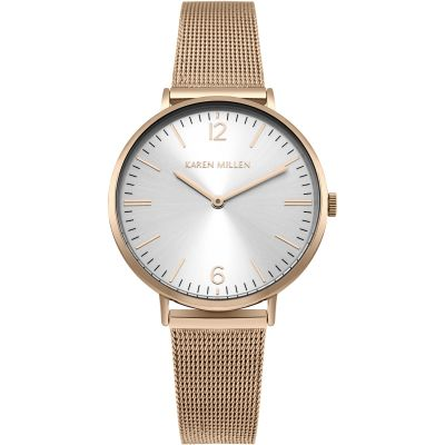 Ladies Karen Millen Watch KM163RGM