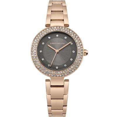Ladies Karen Millen Watch KM164ERGM