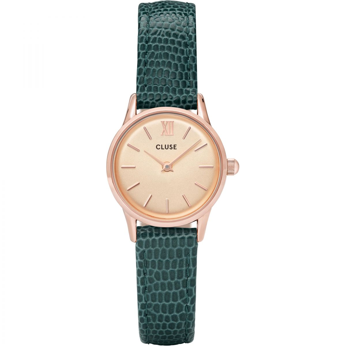 gold la cluse boheme rose main mesh and image item watches ddyy silver watch