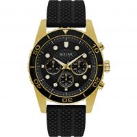 Mens Bulova Sport Chronograph Watch