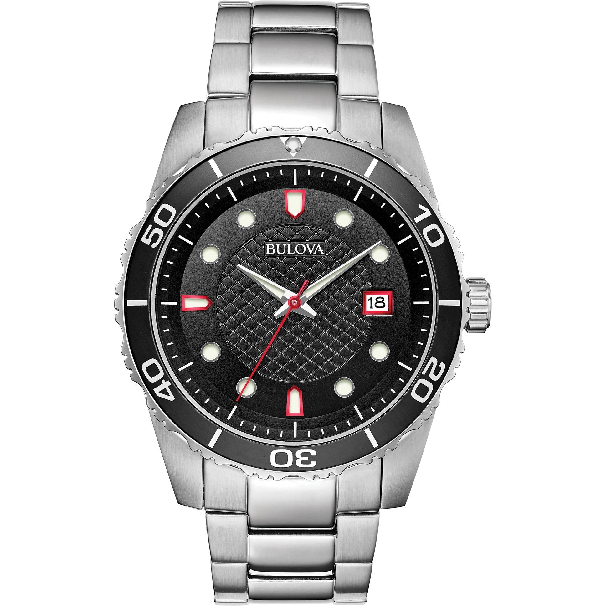 5cfc7640f668 Gents Bulova Sport Watch (98A195)
