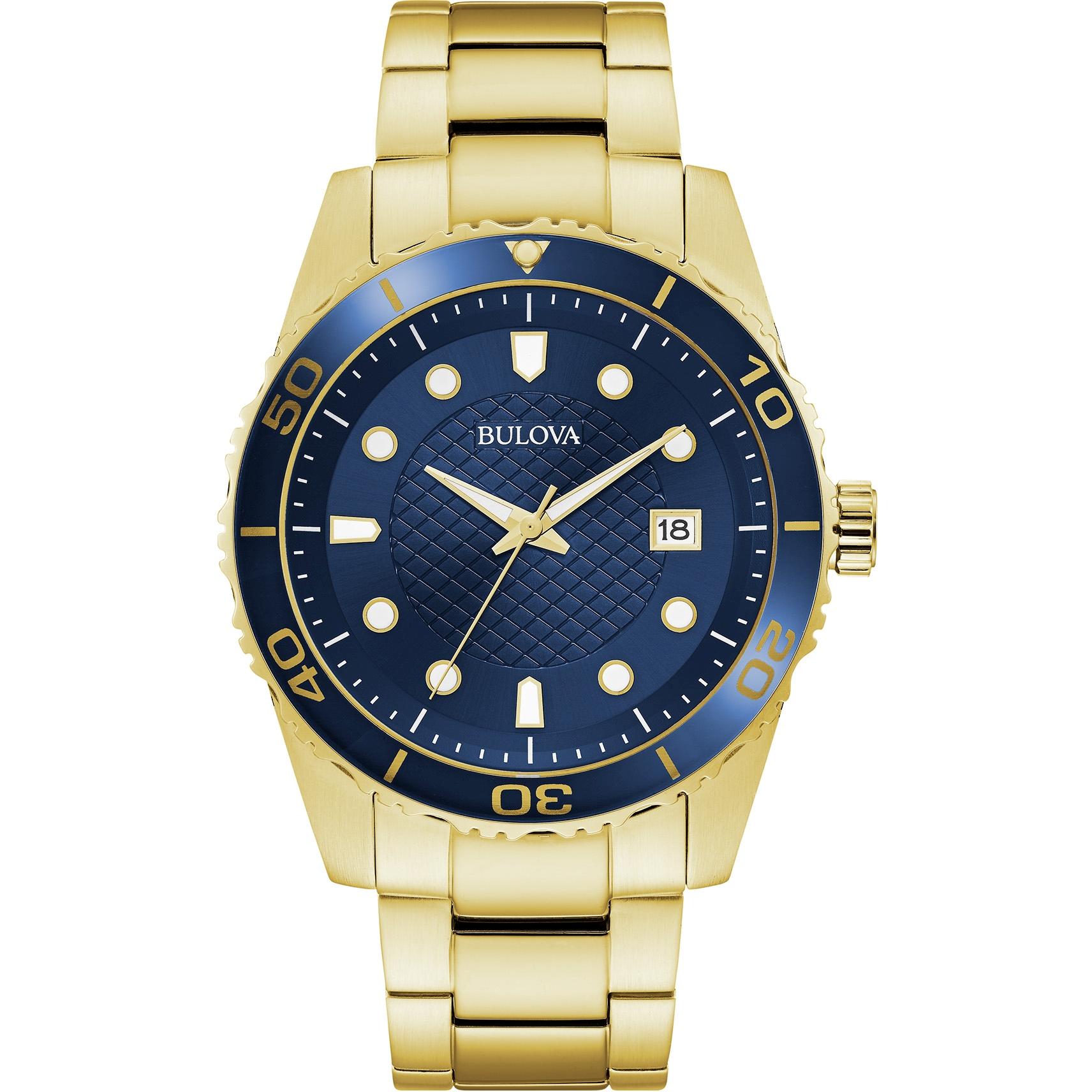 807988a241ca Gents Bulova Sport Watch (98A197)