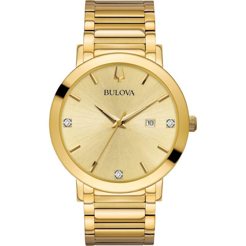 Mens Bulova Modern Watch