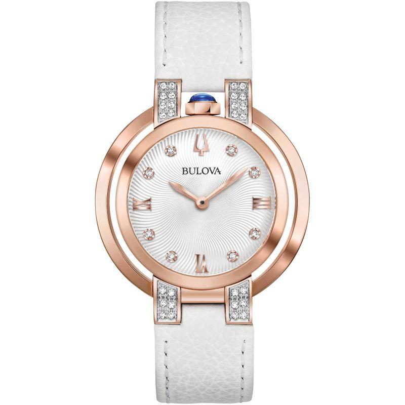 Ladies Bulova Rubaiyat Diamond Watch