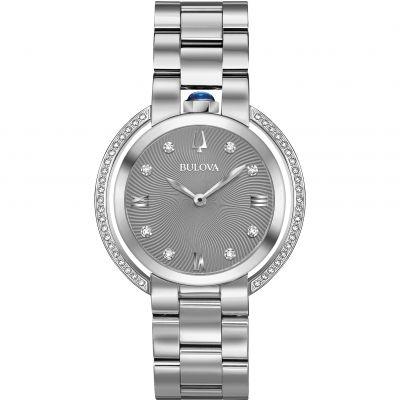 Ladies Bulova Rubaiyat Watch 96R219