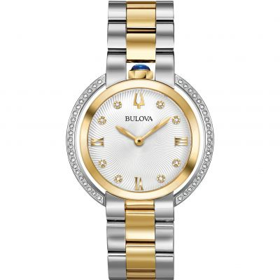 Ladies Bulova Rubaiyat Watch 98R246
