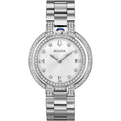 Ladies Bulova Rubaiyat Watch 96R220