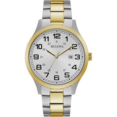Montre Homme Bulova Dress 98B304