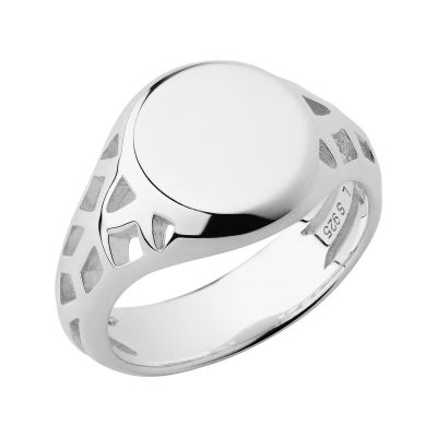 Damen Links Of London Timeless Extension Ring Size N Sterling-Silber 5045.6763