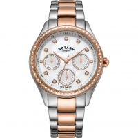 Ladies Rotary Exclusive Multifunction Watch LB00327/41