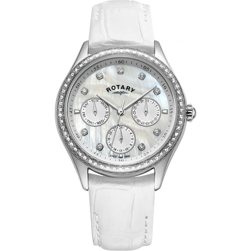 Ladies Rotary Multifunction Watch LS00325/41