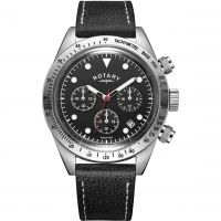 Mens Rotary Exclusive Vintage Chronograph Watch GS00600/20