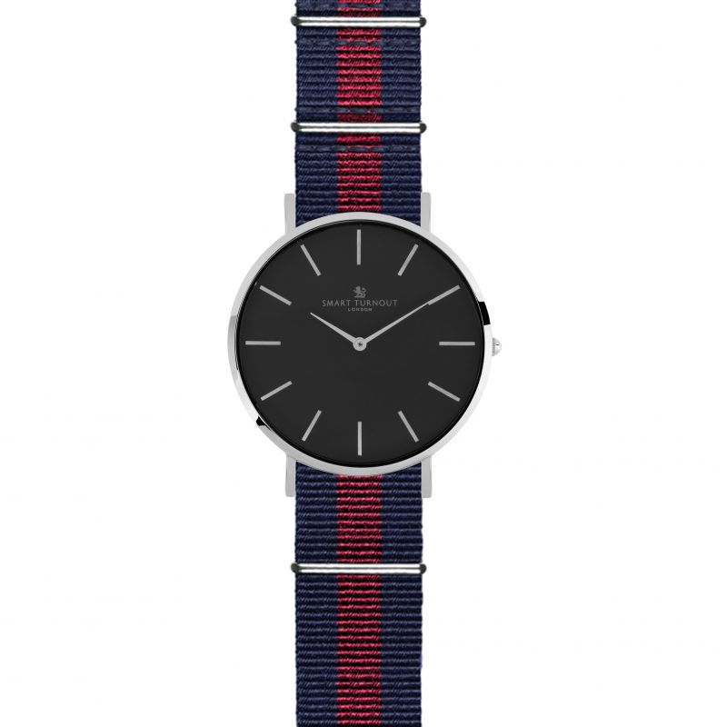 Unisex Smart Turnout Master Watch Household Division Strap Watch
