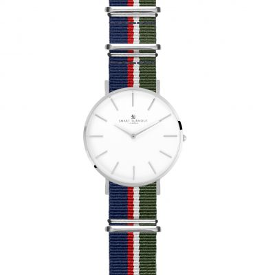 Montre Unisexe Smart Turnout Master Watch Argyll Highlanders Strap STL3/SW/56/AH