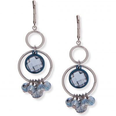 Anne Klein Dam Only A Dream Earrings Silverpläterad 60482666-V30