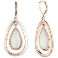 Anne Klein Jewellery Tear Earrings JEWEL