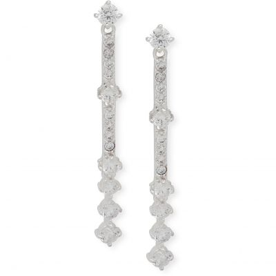 Anne Klein Jewellery  Crystal Earrings