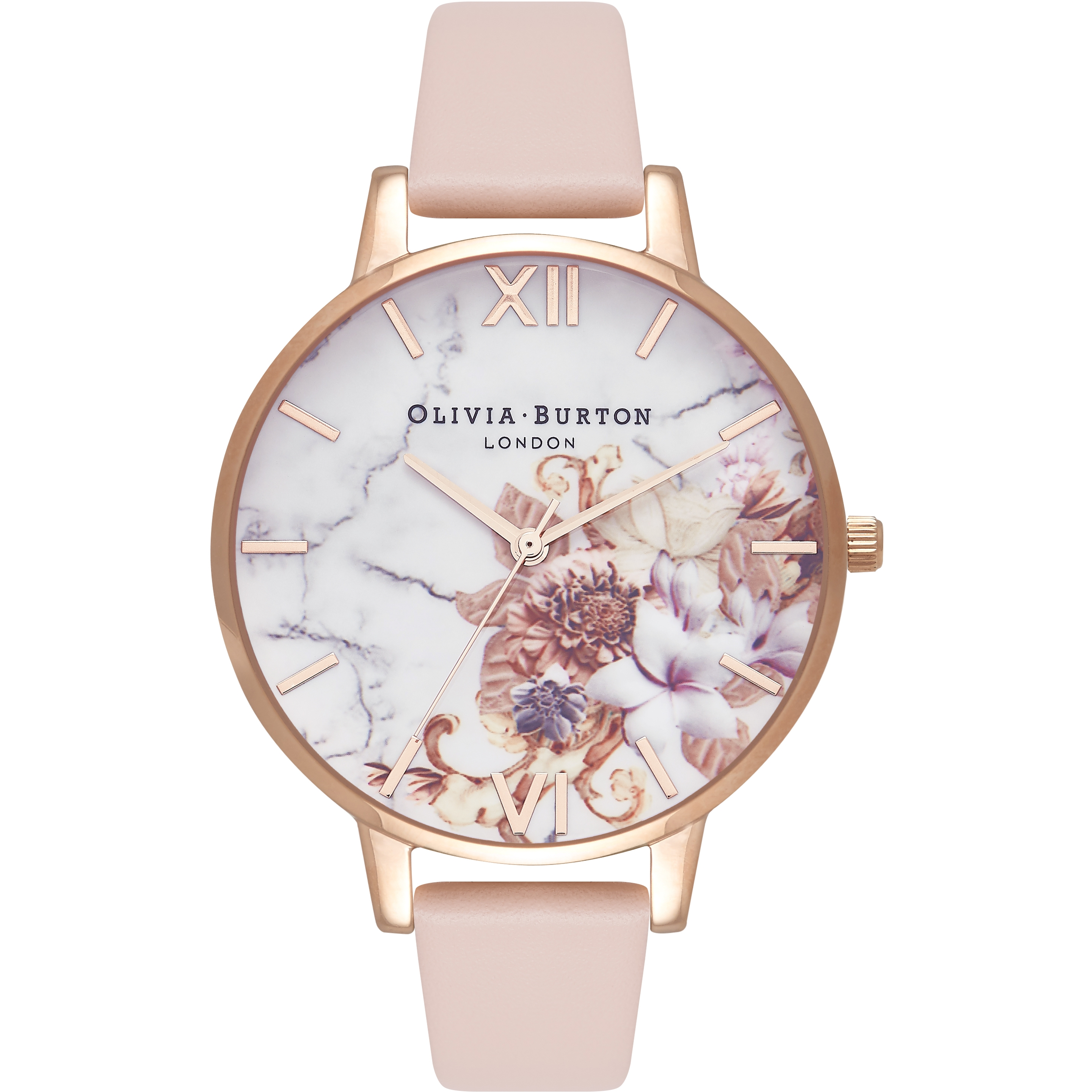 journey gold product peach watches rose the on