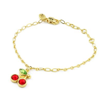Juicy Couture Cherry Gem Expressions Bracelet 39WJW117790-712
