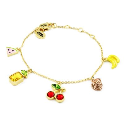 Juicy Couture Mixed Fruit Luxe Wishes Bracelet 39WJW117858-712