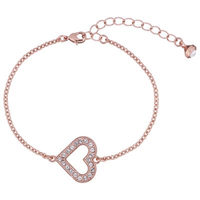 Ladies Ted Baker Edriana Enchanted Heart Bracelet TBJ1786-24-163