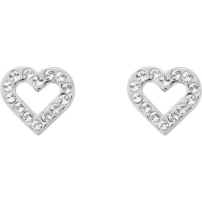 Joyería para Ted Baker Jewellery Edesiah Enchanted Heart Stud Earrings TBJ1794-01-02