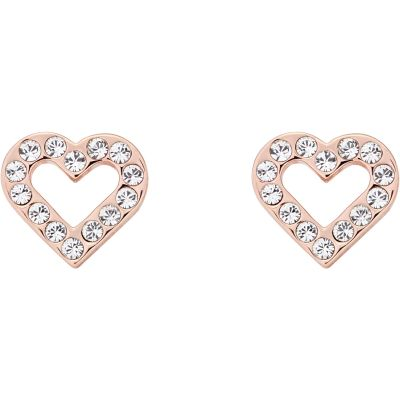 Biżuteria damska Ted Baker Jewellery Edesiah Enchanted Heart Stud Earrings TBJ1794-24-02