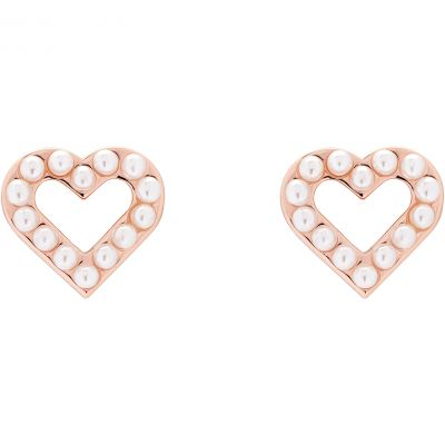 Biżuteria Ted Baker Jewellery Edvinea Enchanted Heart Stud Earrings TBJ1791-24-28