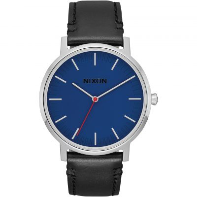 Montre Unisexe Nixon The Porter Leather A1058-1647