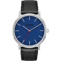 Unisex Nixon The Porter Leather Watch A1058-1647