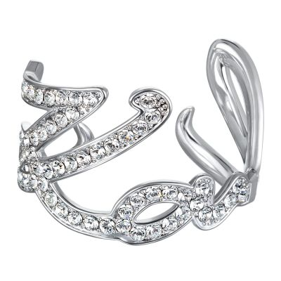 Karl Lagerfeld Dam Karl Bangle Silverpläterad 5378055