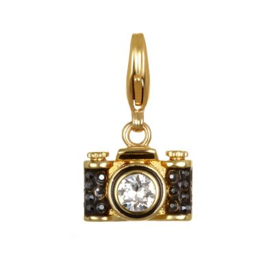 Ladies Karl Lagerfeld Gold Plated Camera Charm 5378134
