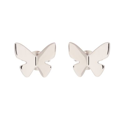 Biżuteria damska Olivia Burton Jewellery Butterfly Stud Earrings OBJ16SBE03