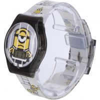 Character Despicable Me 3 Printed Strap LCD WATCH