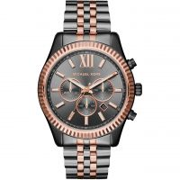 Mens Michael Kors LEXINGTON Chronograph Watch MK8561