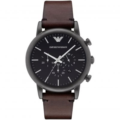 Mens Emporio Armani Chronograph Watch AR1919